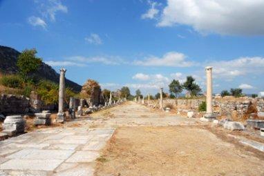 Entrance to Ephesus