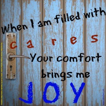 Psalm 94:19