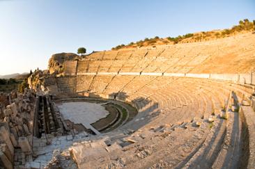 Ephasus Amphitheatre