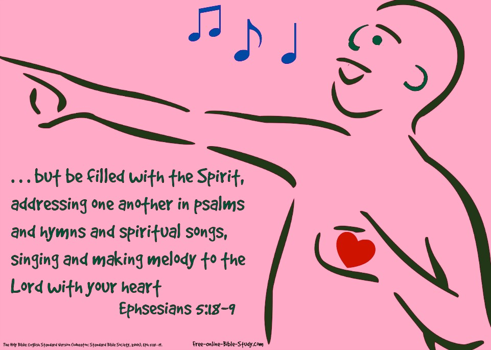 Eph 5:18-19
