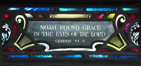 noah found grace